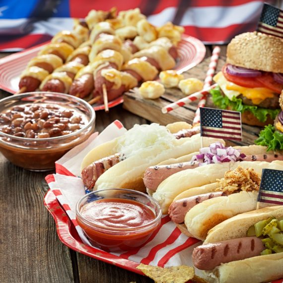 150 million: Number of hot dogs eaten on the Fourth of July. (iStock) circlePS
