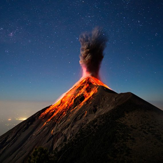 volcano - NIKONANDY/GETTY IMAGES
